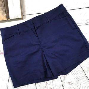 The Limited Classic Dark Navy Shorts
